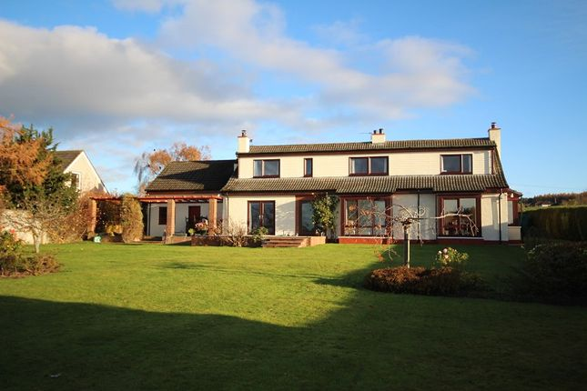 Thumbnail Detached house for sale in Thornhill Upper Cullernie, Balloch, Inverness