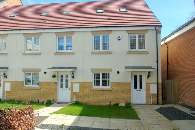 3 bed terraced house for sale in Loansdean Wood, Morpeth