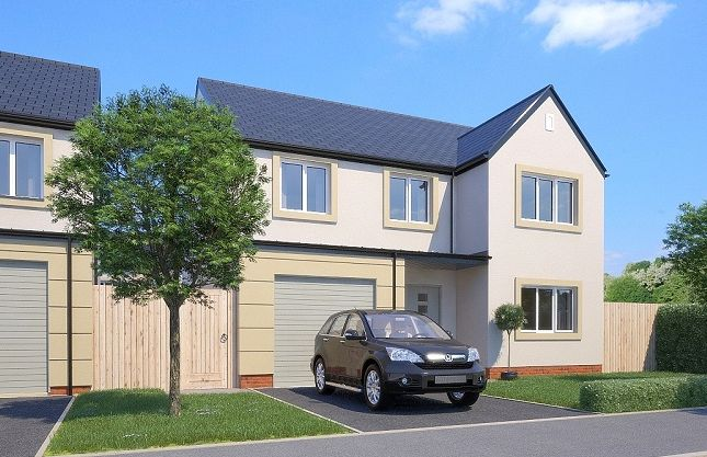 Thumbnail Detached house for sale in The Camber, Greenspire, Clyst St Mary, Exeter, Devon
