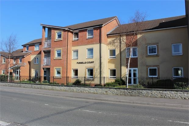 Thumbnail Flat for sale in Fussells Court, Station Road, Worle, Weston-Super-Mare, North Somerset.