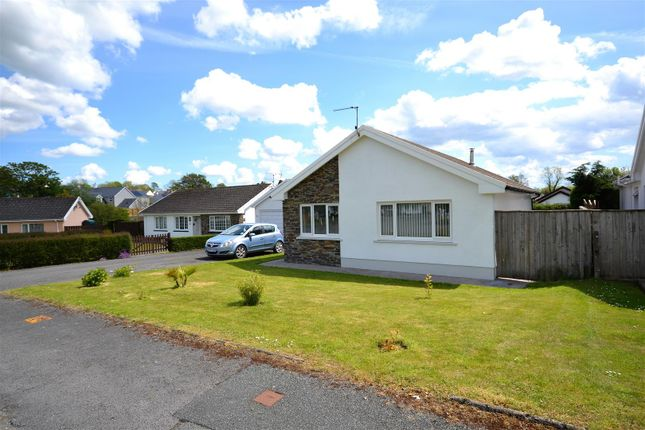 Thumbnail Detached bungalow for sale in Sentence Gardens, Templeton, Narberth