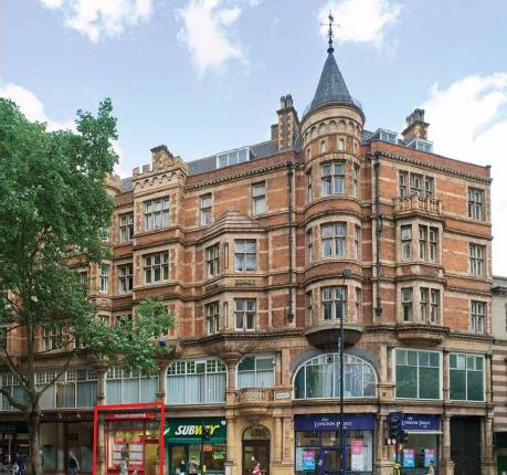Thumbnail Retail premises to let in Shaftesbury Avenue, London