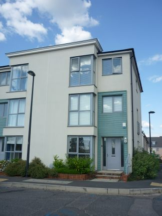 Thumbnail Semi-detached house to rent in Long Down Avenue, Bristol