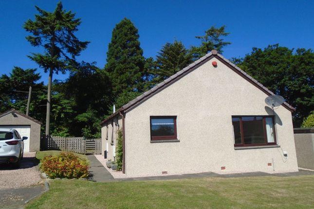 Thumbnail Bungalow to rent in Cameron Drive, Falkland, Cupar
