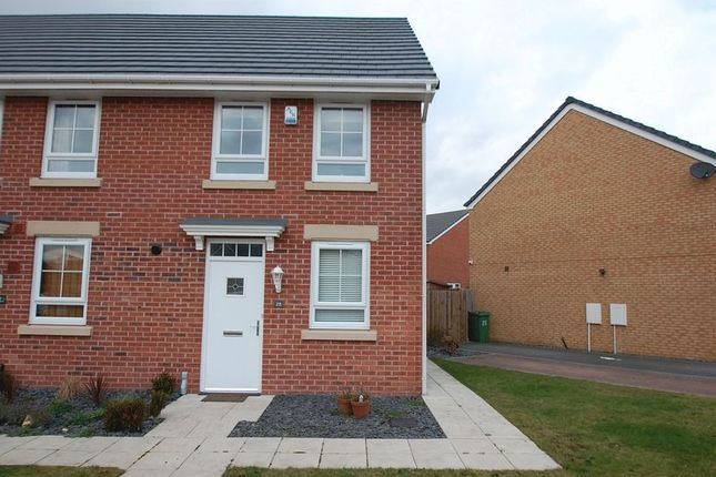 Terraced house for sale in Atlantic Crescent, Thornaby, Stockton-On-Tees