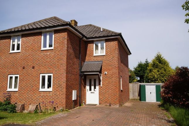 Thumbnail Semi-detached house to rent in Templewood, Walters Ash, High Wycombe