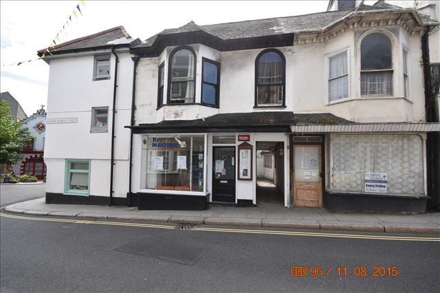 Retail premises for sale in 3 Higher Market Street, Penryn, Cornwall
