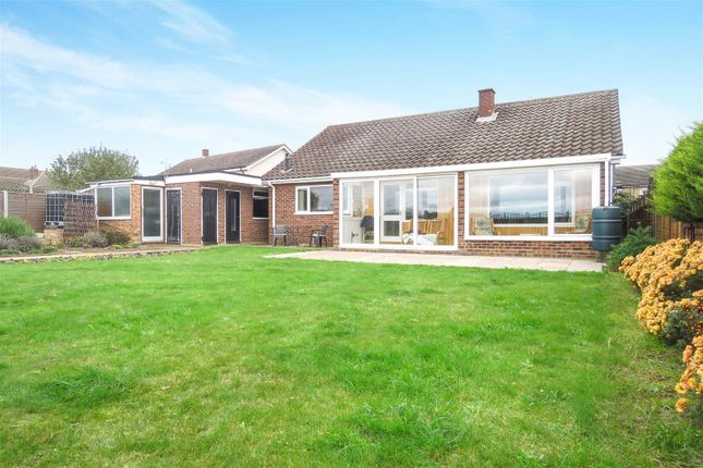 Thumbnail Detached bungalow for sale in Biggleswade Road, Upper Caldecote, Biggleswade