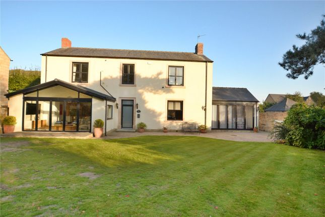 Thumbnail Detached house for sale in Greenland Farm, Farrer Lane, Oulton, Leeds, West Yorkshire
