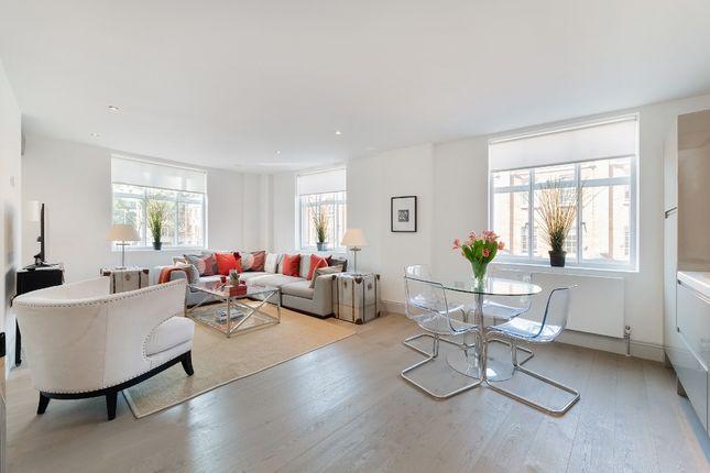 Thumbnail Flat to rent in Paultons Square, London