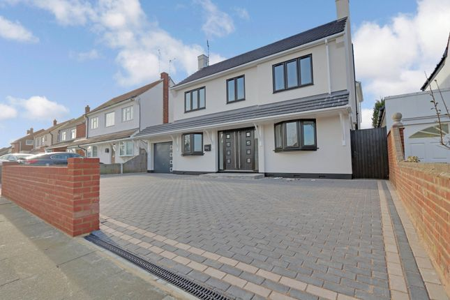 Thumbnail Detached house for sale in Marcus Avenue, Southend-On-Sea
