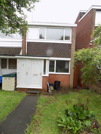 Thumbnail Semi-detached house to rent in Turner Drive, Brierley Hill