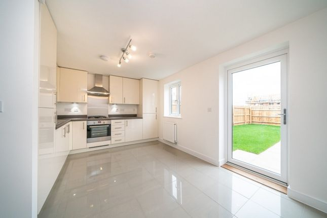 3 bed terraced house for sale in Bramble Walk, Simpson Lane, Biggleswade SG18