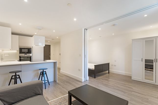 Studio to rent in Gaumont Place, Streatham Hill, Streatham SW2