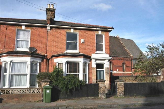 Thumbnail Semi-detached house to rent in Lampmead Road, London