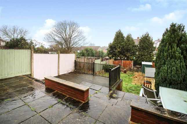 Garden of Glenfield Crescent, Glenfield, Leicester, Leicestershire LE3