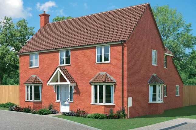 Thumbnail Detached house for sale in Plot 77, The Burford At Fairways Park, West Hill Road, Retford