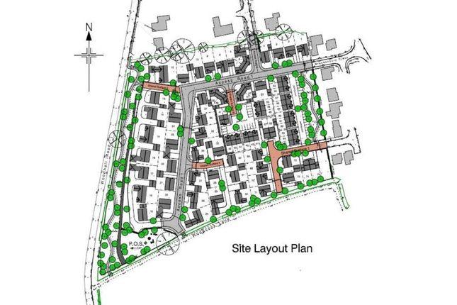 Thumbnail Land for sale in Brackenbury Close, Horncastle