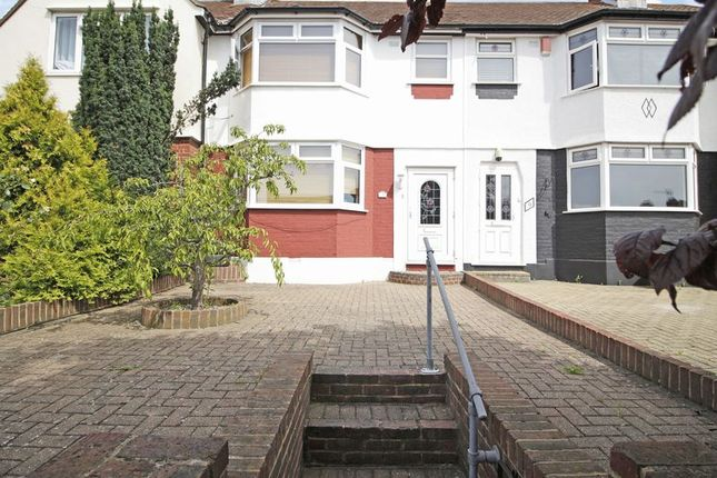 Thumbnail Terraced house for sale in Oakshade Road, Bromley