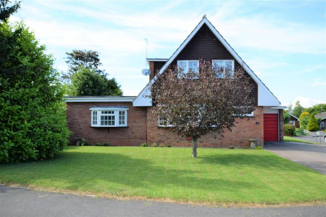 Thumbnail Detached house for sale in Greenfields Close, Shipston-On-Stour
