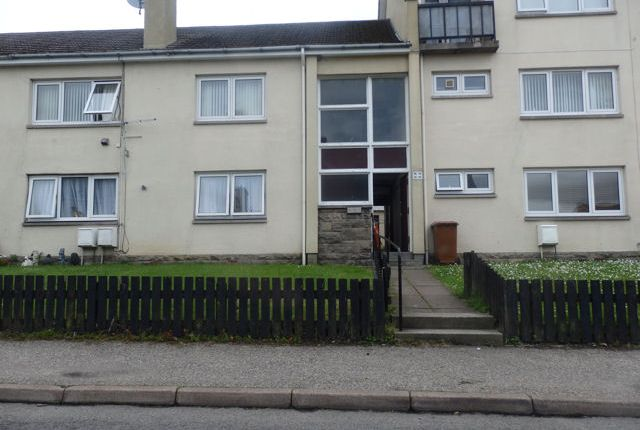 Thumbnail Flat to rent in 10 Meadow Crescent, Elgin