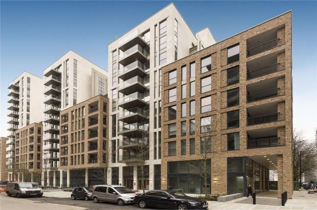 Thumbnail Flat for sale in Paddington Exchange, 6 Hermitage Street, London