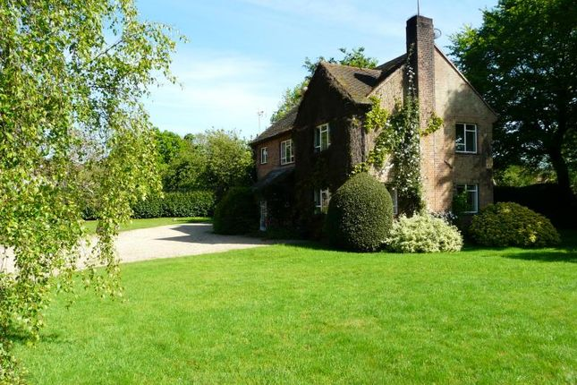 Thumbnail Detached house for sale in Kingston Road, Shalbourne, Marlborough