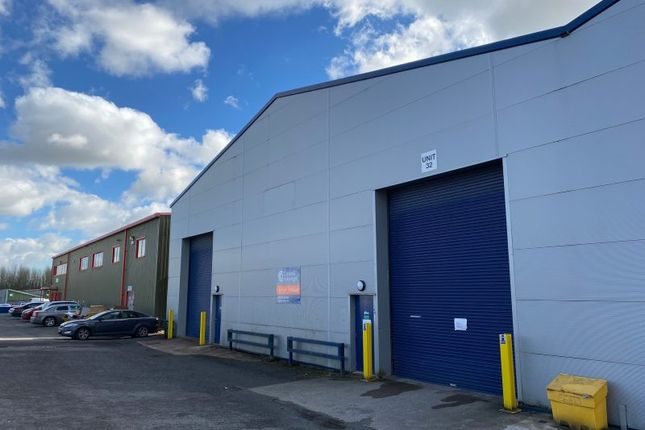 Thumbnail Industrial to let in Unit 32 Springvale Industrial Estate, Cwmbran