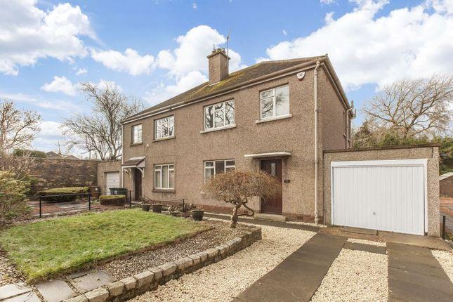 Thumbnail Semi-detached house for sale in Ravelston Dykes Road, Edinburgh