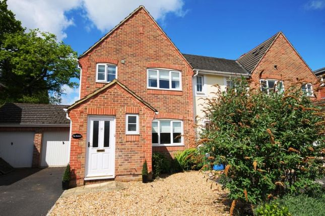 Thumbnail Semi-detached house to rent in St. Christopher's Close, Aldershot