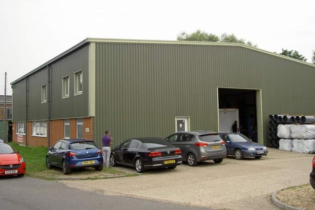 Warehouse To Let In Passfield Mill Business Park Liphook