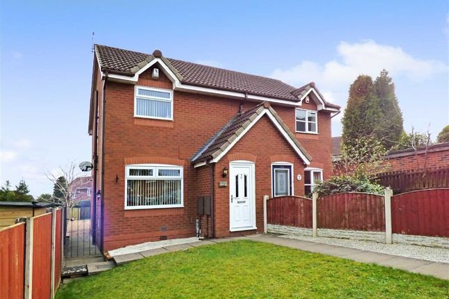 Thumbnail Semi-detached house for sale in Sprinkbank Road, Burslem, Stoke-On-Trent
