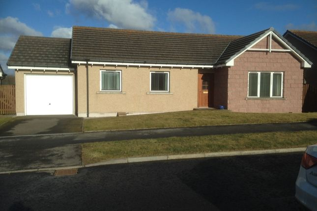 Thumbnail Detached bungalow for sale in 22 Adamson Drive, Laurencekirk