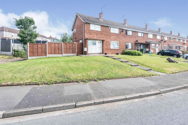 3 bed end terrace house for sale in Rea Way, Worcester WR2