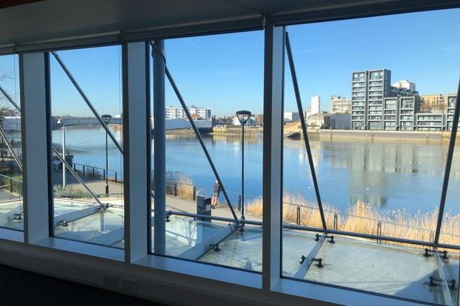 Thumbnail Office to let in Ensign House, Battersea Reach, Wandsworth