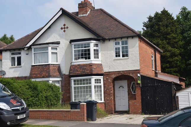 Thumbnail Shared accommodation to rent in Harborne Park Road, Harborne, Birmingham