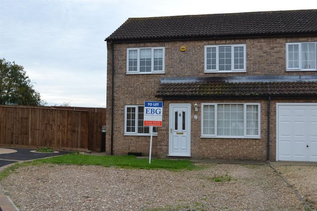 Thumbnail Semi-detached house to rent in Heath Lane, Leasingham, Sleaford
