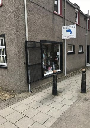 Thumbnail Commercial property for sale in High Street, Forres