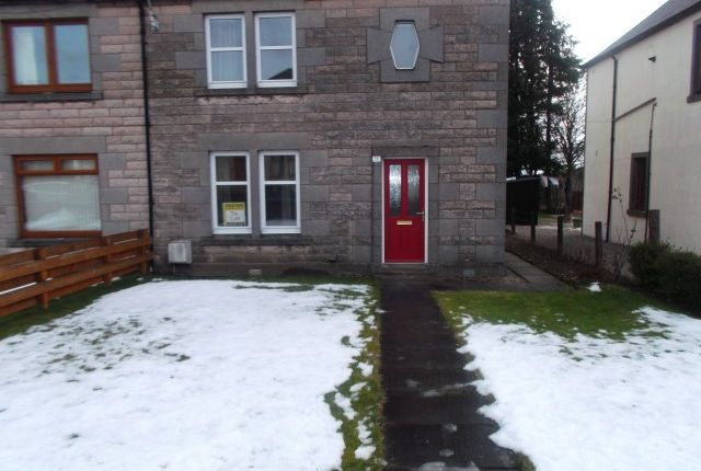 Thumbnail Flat to rent in 11 Mount Crescent, Dufftown