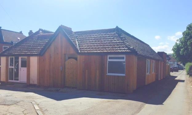 Thumbnail Flat to rent in Irnham Road, Minehead
