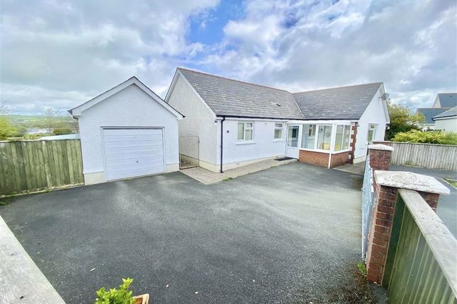 Thumbnail Detached bungalow for sale in Blaen Treweryll, Blaenffos, Boncath