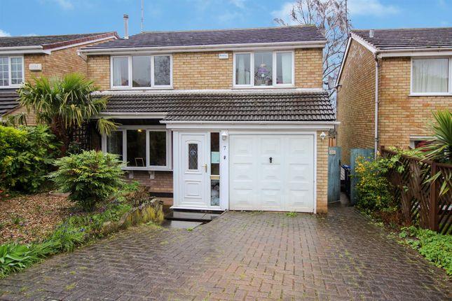 Thumbnail Detached house for sale in Sussex Way, Sandiacre, Nottingham
