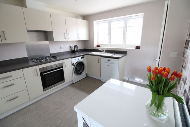Dining Kitchen of Haydock Drive, Castleford, West Yorkshire WF10