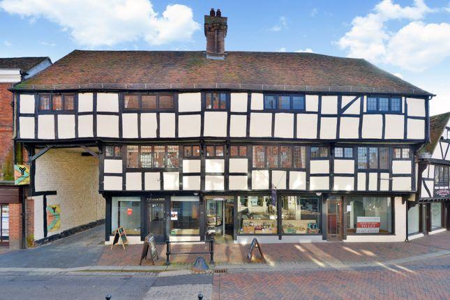1 bed flat for sale in High Street, Godalming, Surrey GU7