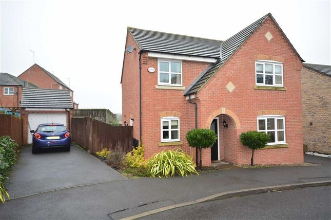 Thumbnail Detached house for sale in Falkirk Avenue, Ripley