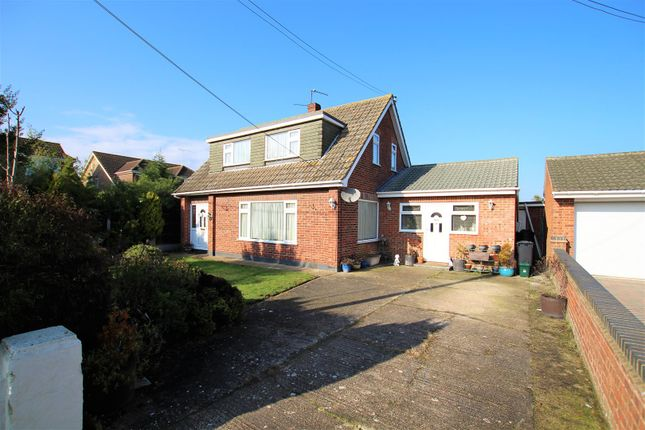 Thumbnail Detached house for sale in Wembley Avenue, Mayland, Chelmsford