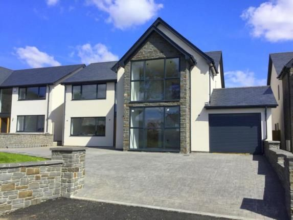 Thumbnail Detached house for sale in Oldway, Bishopston, Swansea, Abertawe