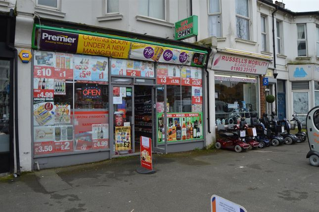 Commercial property for sale in The Broadway, Brighton Road, Worthing