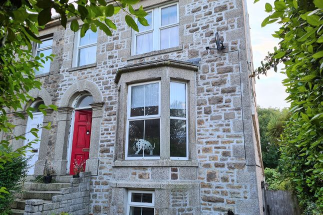 Thumbnail Semi-detached house for sale in Clinton Road, Redruth