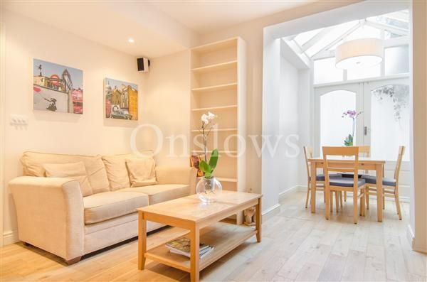 2 bed flat to rent in Kempsford Gardens, London